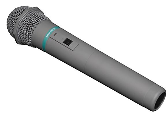 ワイヤレスマイクロホン WM-3000A
