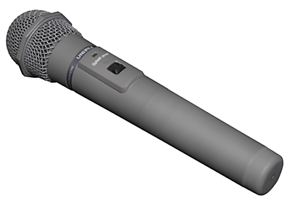 ワイヤレスマイクロホン WM-8400
