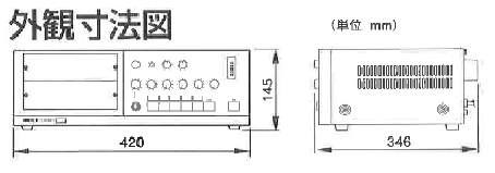 ユニット式卓上アンプ BX-60