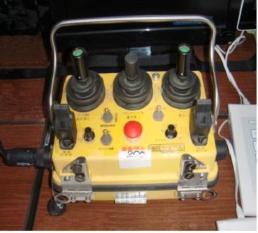 重機操作無線リモコン GRシリーズ