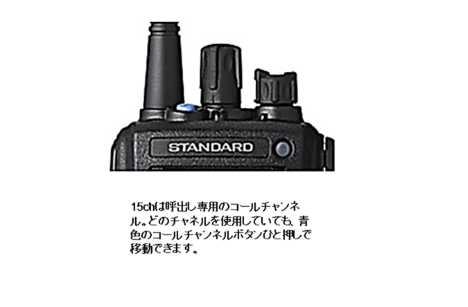 デジタル簡易無線機登録局 VX-D291U