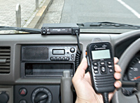 デジタル簡易無線機 VX-D5901