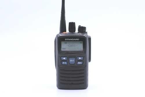 デジタル簡易無線機登録局 VXD450R