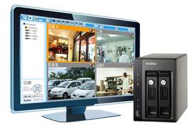 映像伝送装置 VioStor-2104Pro+