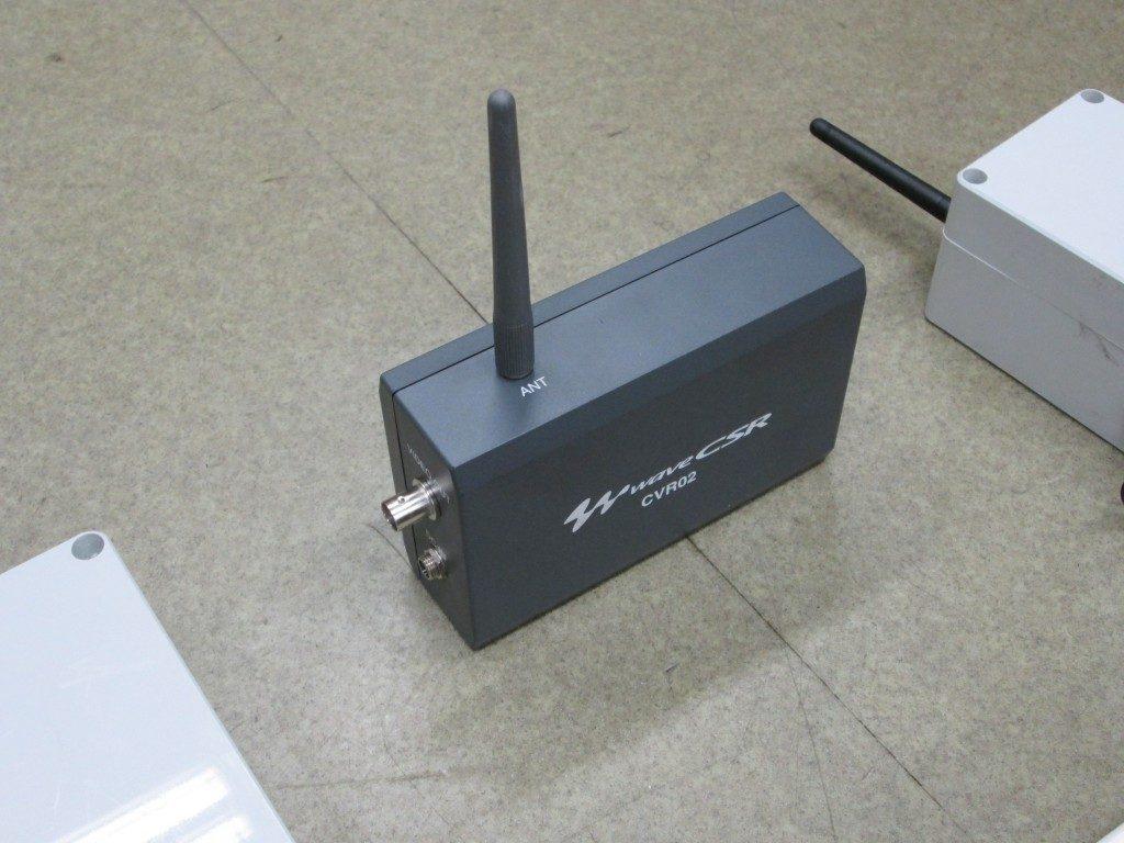無線画像伝送システム CVS02A
