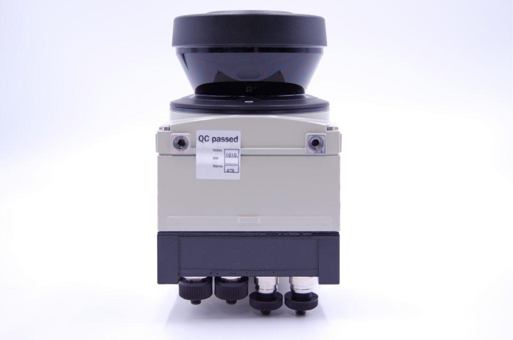 レーザーバリアシステム LMS111