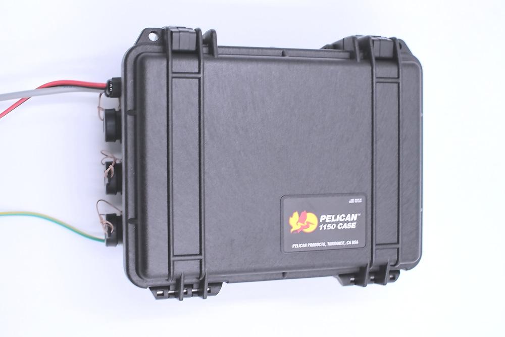 レーザーバリアシステム TIM361シリーズ