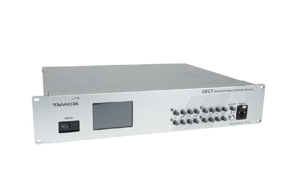 DECT規格ワイヤレスインターカムシステム