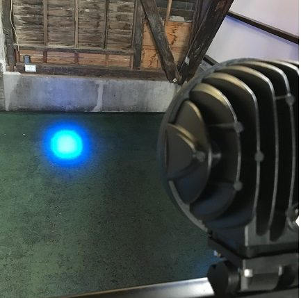 LEDブルーセーフティライト(30Wタイプ)